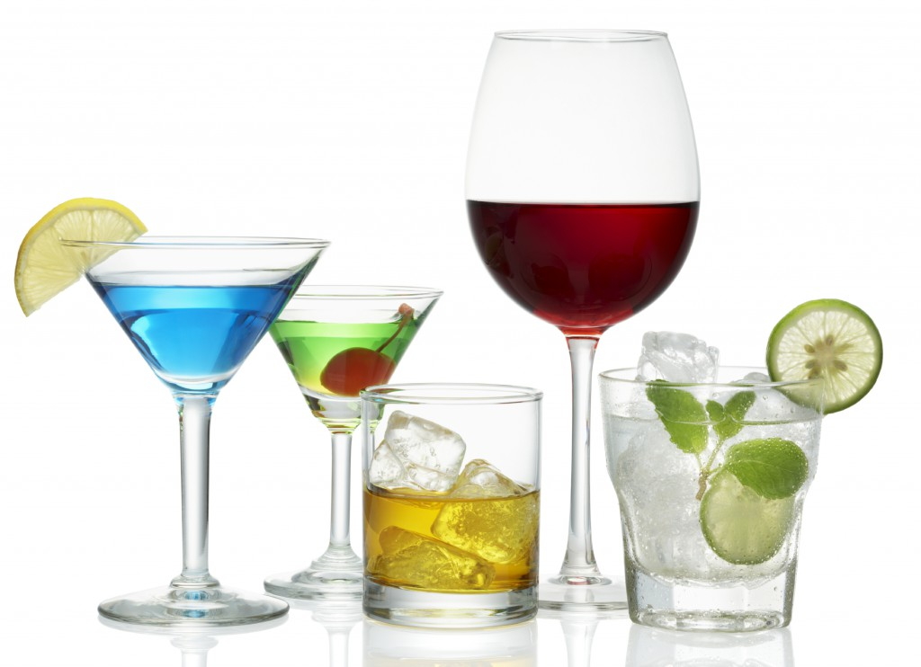 mix a cocktail